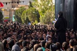 برگزاری مراسم چهارپایه خوانی در روز شهادت امام جواد(ع)در کرمانشاه