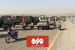 İran Devrim Muhafızları'na yeni teçhizat teslim edildi