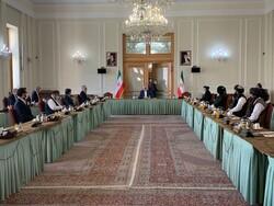 افغانستان کے 4 سیاسی وفود کا دورہ تہران/ تہران میں  بین الافغان مذاکرات کا آغاز