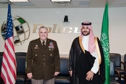 """شراكة أمريكية سعودية """"طويلة الأمد"""" تناقش توترات المنطقة"""