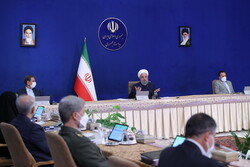 روحاني يعلن أنه سيفتتح غدا الخميس عدة مشاريع بكلفة 40 الف مليار تومان