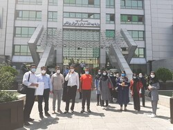 مطالبات صنفی کارشناسان بهداشت حرفه ای از وزارت بهداشت