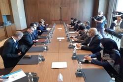 Iranian delegation holds meetings in Nur-Sultan