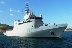 مسکو تحرکات ناو جنگی اسپانیا در دریای سیاه را زیر نظر دارد