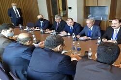 مباحثات ايرانية - سورية في إطار الاجتماع الـ 16 بصيغة أستانا