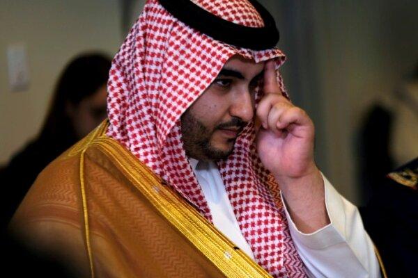 گفتگوی شاهزاده سعودی با مقامات بلندپایه آمریکا پیرامون ایران