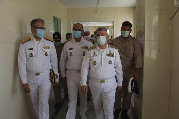 فرمانده نیروی دریایی ارتش عازم روسیه میشود
