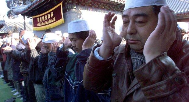 اویغورها بخشی از جمعیت مسلمانان چین هستند