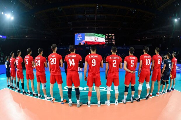 Iran learns fate at 2021 Asian Volleyball C'ship