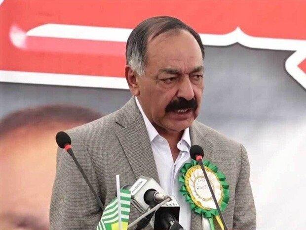 پاکستان کے صوبہ بلوچستان کے گورنر نے اپنے عہدے سے استعفی دیدیا