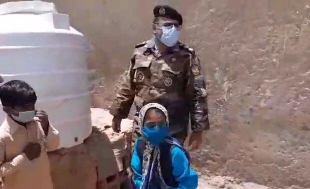 پاسخ ارتش به درخواست دختربچه سیستان و بلوچستانی