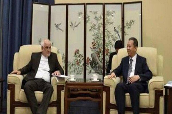 Iran, China discuss return of Iranian traders, students
