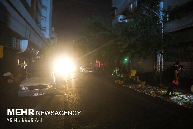 برنامه زمانبندی خاموشیهای احتمالی پایتخت منتشر شد