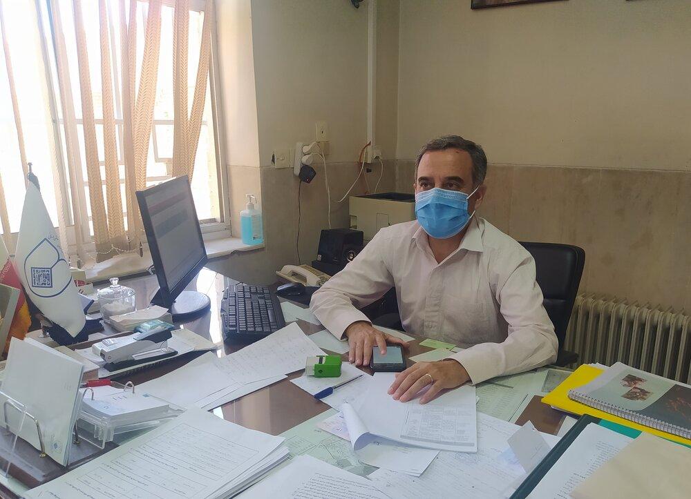 تزریق روزانه بیش از ۴۵۰ دوز واکسن کرونا در اردستان