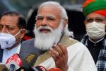 بھارتی وزیرِ اعظم 3 روزہ دورے پر امریکہ روانہ ہو گئے