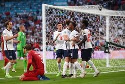 صعود تاریخی انگلیس به فینال یورو برای بازی با ایتالیا