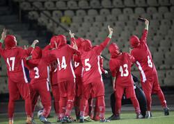 U17 women football team
