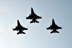 گشت زنی هوایی جنگندههای ترکیه و آمریکا بر فراز لهستان و ایسلند