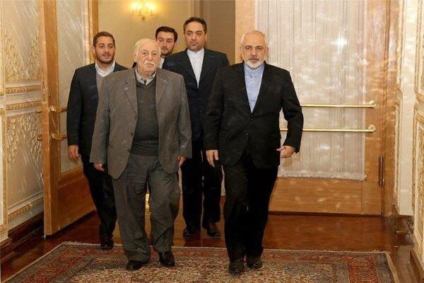 FM Zarif condoles demise of Palestinian Leader Ahmad Jibril