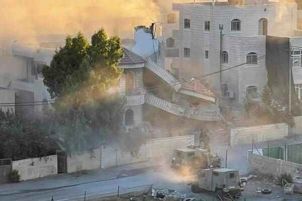 تفجير منزل الأسير منتصر شلبي هو فعل همجي وسلوك إرهابي تمارسه عصابات إجرامية