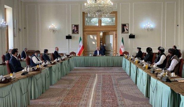 وزارة الخارجية الأفغانية تشيد بالجهود الدبلوماسية الحثيثة التي بذلتها إيران