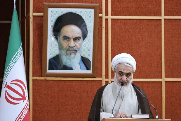 قدرت نظامی جمهوری اسلامی پشتوانه عظیم برای مقاومت اسلامی است