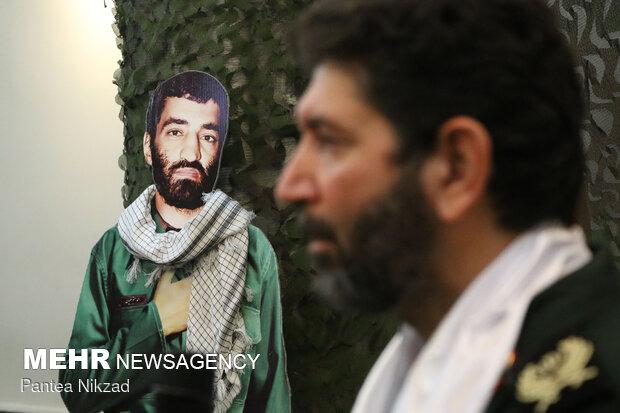 بزرگداشت سردار احمد متوسلیان