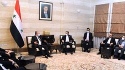 İran heyeti Șam'da Suriye Başbakanı ile görmüştü