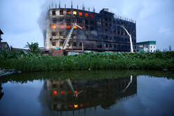 52 killed in deadly fire at Bangladesh food factory