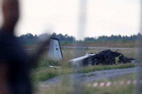 وقوع سانحه هوایی در سوئد/ هواپیمایی با نُه سرنشین سقوط کرد