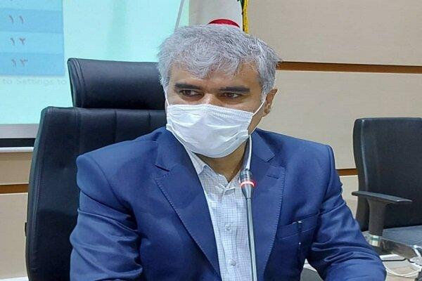 ۱۰ شهرستان کرمانشاه نارنجی شد