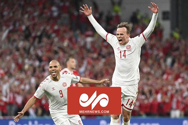 نامزدهای بهترین گل مرحله نیمهنهایی یورو ۲۰۲۰