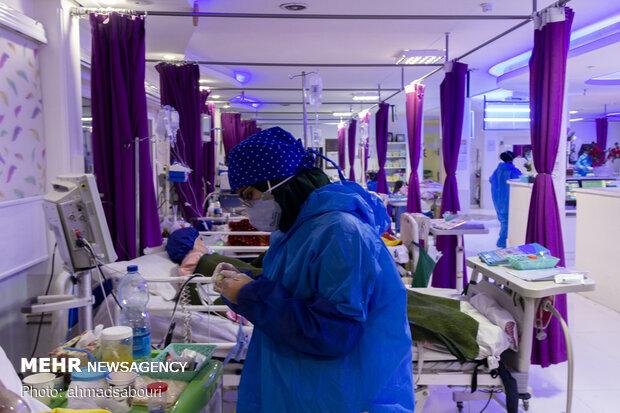 تسجیل 165 حالة وفاة جديدة بفيروس كورونا