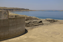 میزان ذخیره آب در ۳ سد خوزستان کاهش یافت