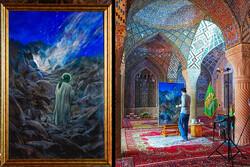 اثر جدید حسن روحالامین با موضوع پیامبر رحمت (ص) رونمایی شد