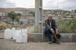 مشکل آب در روستای «شاملوی بزرگ»