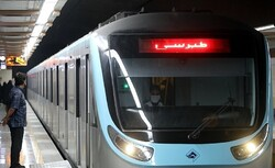 آغاز سرویس دهی خطوط قطار شهری مشهد از ۶ صبح