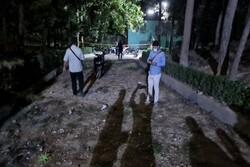 سماع دوي انفجار غرب طهران ولا أنباء عن خسائر