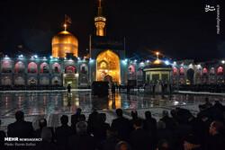 ویژه برنامههای شهادت امام جواد (ع) در حرم مطهر رضوی اعلام شد