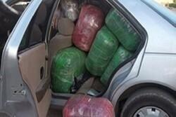 جزای 400 میلیونی قاچاقچی پوشاک در قزوین