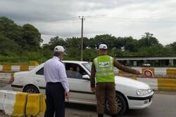 ممانعت از ورود خودروهای با پلاک غیر بومی در آستارا