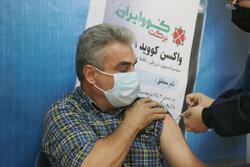 آغاز تزریق واکسن «کوو ایران برکت» در اردستان