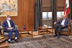 سفیر ایران در لبنان با «نبیهبری» دیدار کرد