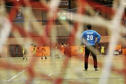مرحله نهایی مسابقات هندبال ساحلی باشگاه ها به تعویق افتاد