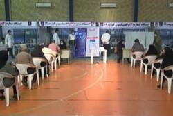 دومین مرکز تجمیعی واکسیناسیون کرونا در بوشهر راهاندازی شد