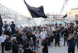 Mourning ceremony of Imam Al-Jawad (PBUH) observed in Mashhad