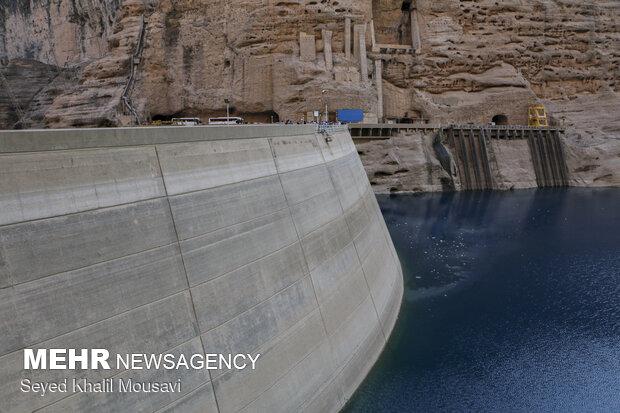 ورودی آب به سدهای کشور ۴۷ درصد کاهش یافت