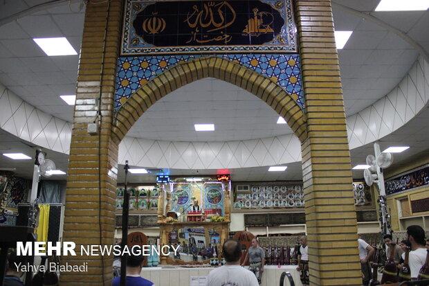 Amir Al- Momenin Zurkhaneh in Kermanshah