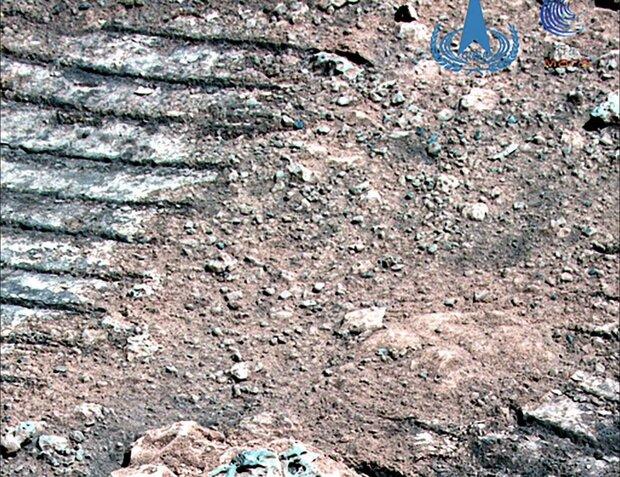 چین ۵ عکس جدید از مریخ منتشر کرد