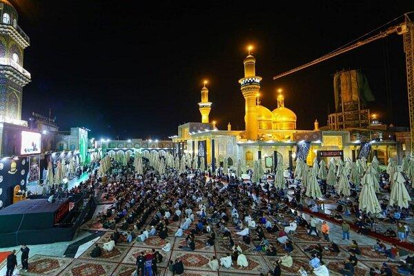 حال و هوای کاظمین در آستانه شهادت حضرت جوادالائمه(ع)